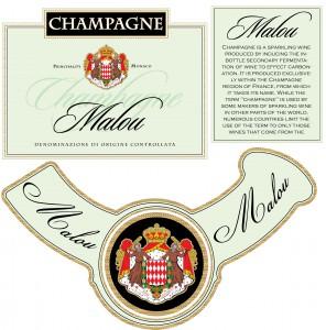 шампанское импорт